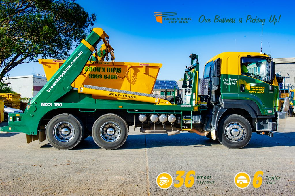 6m3 Marrel Skip Bin Hire Sydney