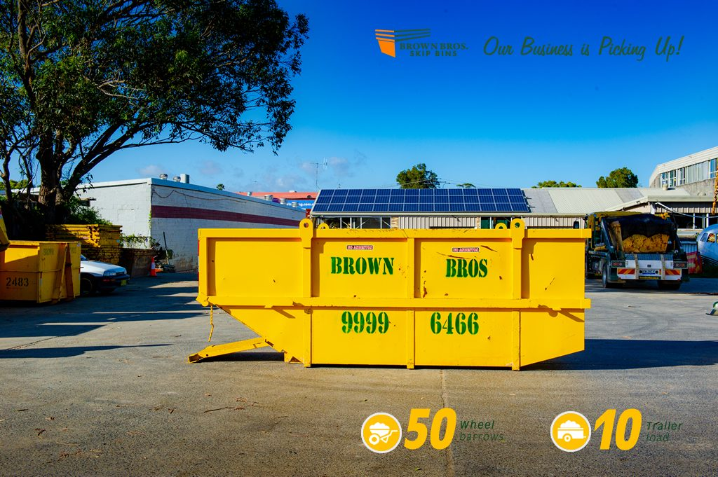 8m3 Marrel Skip Bin Hire Sydney