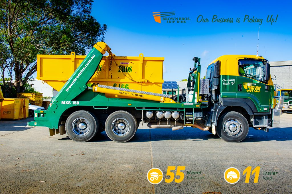 9m3 Marrel Skip Bin Hire Sydney