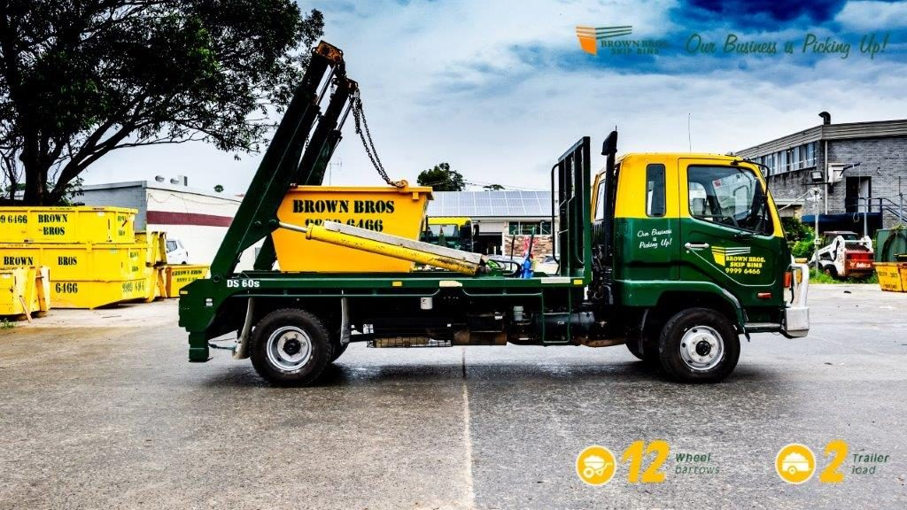 2m3 Marrel Skip Bin Hire Sydney