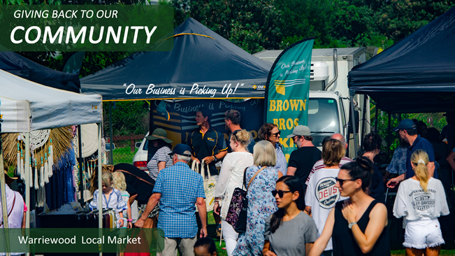 Warriewood 'Beaches Market'