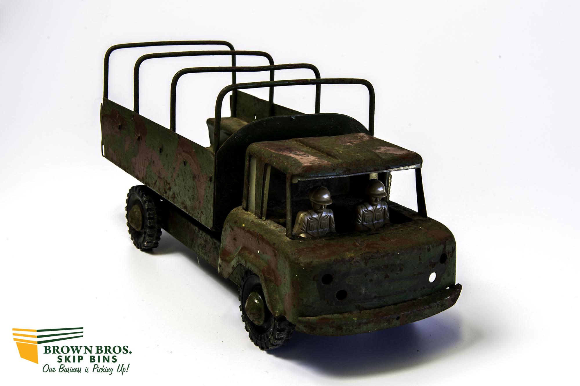 Boomaroo Army Truck