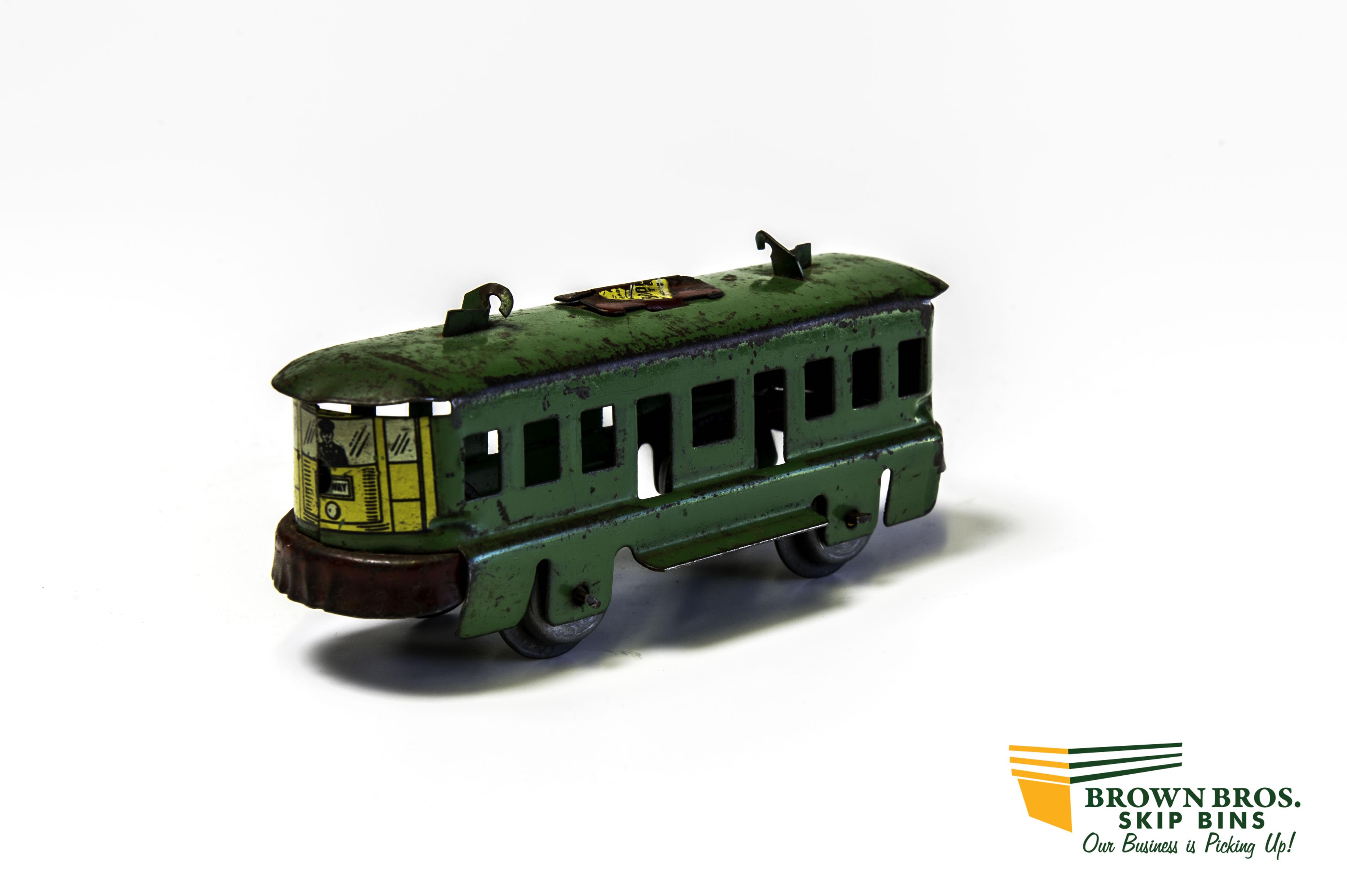 Boomaroo Train