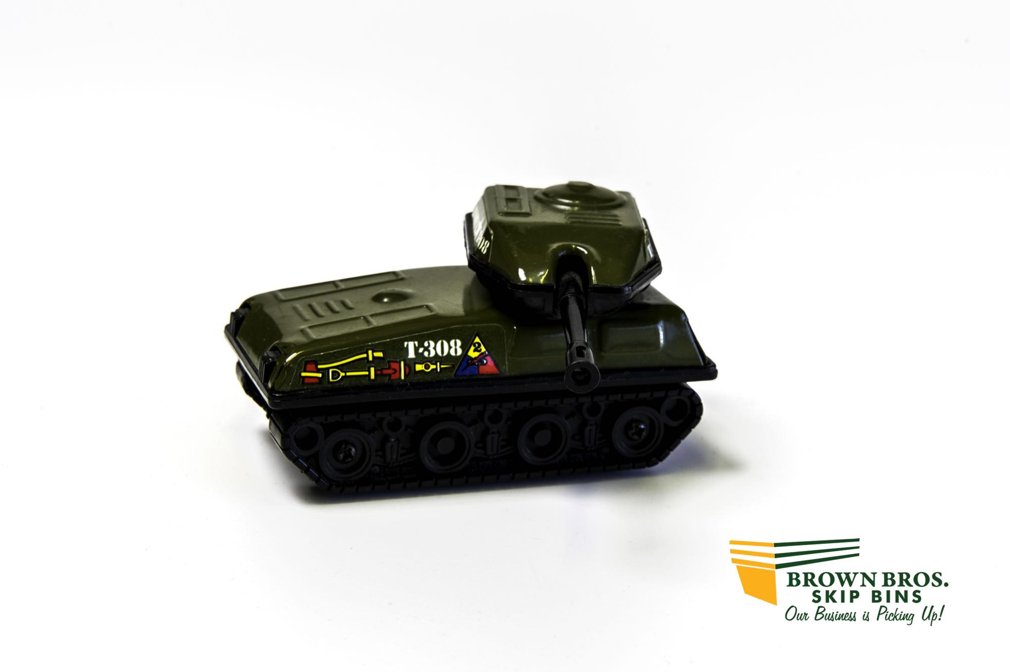 Buddy LT 308 Tank