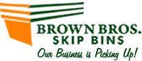 Brown Bros. Skip Bins