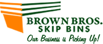 Brown Bros. Skip Bins
