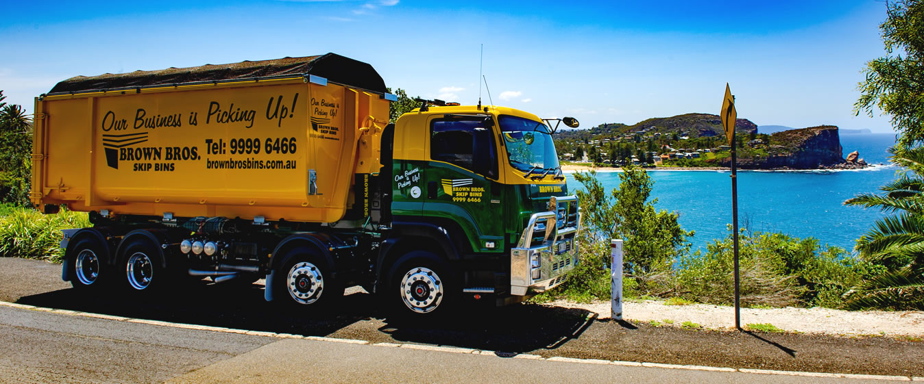 Fast & Prompt Skip Bin Delivery Services