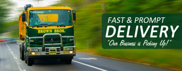 Faste & Prompt Skip Bin Delivery