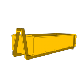 hook skip bin for builders