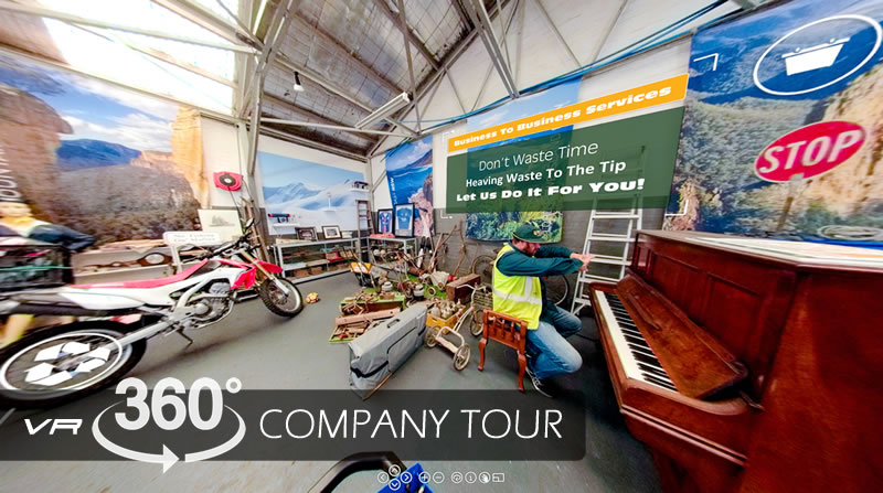 interactive tour of our company