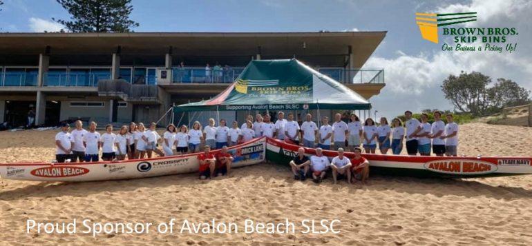Proud Sponsor of Avalon Beach SLSC 2020