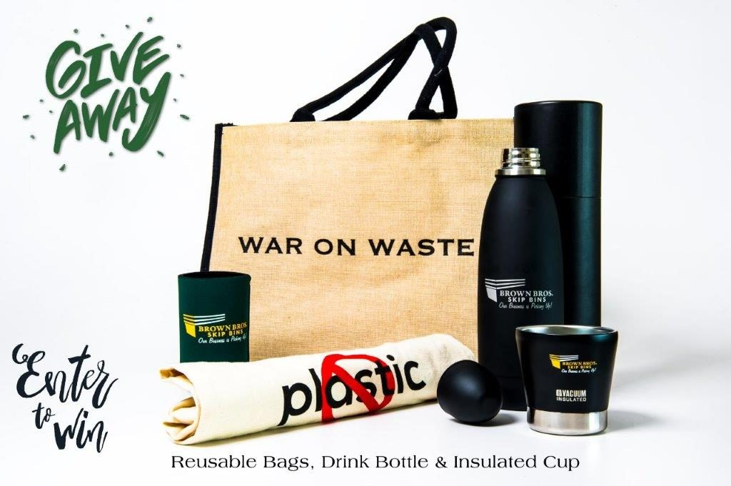 War on Waste Giveaway